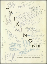 Page 5, 1948 Edition, Kingsburg High School - Viking Yearbook (Kingsburg, CA) online yearbook collection