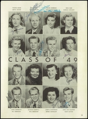 Page 17, 1949 Edition, Kingsburg High School - Viking Yearbook (Kingsburg, CA) online yearbook collection