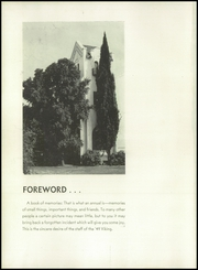 Page 6, 1949 Edition, Kingsburg High School - Viking Yearbook (Kingsburg, CA) online yearbook collection