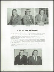 Page 12, 1957 Edition, Kingsburg High School - Viking Yearbook (Kingsburg, CA) online yearbook collection