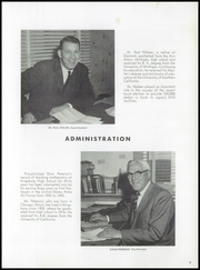 Page 13, 1957 Edition, Kingsburg High School - Viking Yearbook (Kingsburg, CA) online yearbook collection