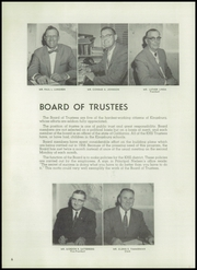 Page 10, 1958 Edition, Kingsburg High School - Viking Yearbook (Kingsburg, CA) online yearbook collection