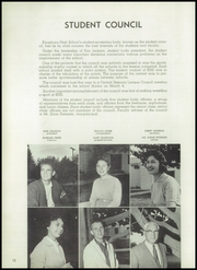 Page 16, 1958 Edition, Kingsburg High School - Viking Yearbook (Kingsburg, CA) online yearbook collection