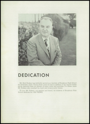 Page 6, 1958 Edition, Kingsburg High School - Viking Yearbook (Kingsburg, CA) online yearbook collection