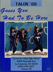 Page 5, 1988 Edition, Crescenta Valley High School - Yearbook (La Crescenta, CA) online yearbook collection