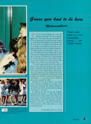 Page 9, 1988 Edition, Crescenta Valley High School - Yearbook (La Crescenta, CA) online yearbook collection