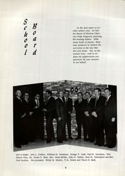 Page 12, 1966 Edition, Whittier Christian High School - Trumpet Yearbook (La Habra, CA) online yearbook collection