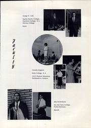 Page 17, 1966 Edition, Whittier Christian High School - Trumpet Yearbook (La Habra, CA) online yearbook collection