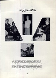 Page 9, 1966 Edition, Whittier Christian High School - Trumpet Yearbook (La Habra, CA) online yearbook collection