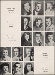 Page 16, 1953 Edition, La Jolla High School - Viking Yearbook (La Jolla, CA) online yearbook collection