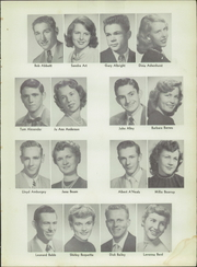 Page 13, 1954 Edition, La Jolla High School - Viking Yearbook (La Jolla, CA) online yearbook collection