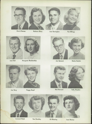 Page 14, 1954 Edition, La Jolla High School - Viking Yearbook (La Jolla, CA) online yearbook collection