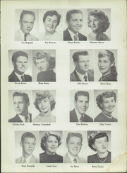 Page 15, 1954 Edition, La Jolla High School - Viking Yearbook (La Jolla, CA) online yearbook collection