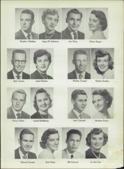 Page 17, 1954 Edition, La Jolla High School - Viking Yearbook (La Jolla, CA) online yearbook collection