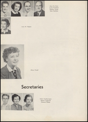 Page 10, 1955 Edition, La Jolla High School - Viking Yearbook (La Jolla, CA) online yearbook collection
