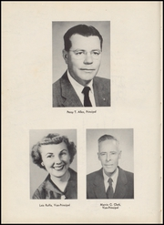 Page 8, 1955 Edition, La Jolla High School - Viking Yearbook (La Jolla, CA) online yearbook collection