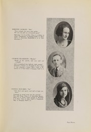 Page 15, 1922 Edition, La Puente High School - Imagaga Yearbook (La Puente, CA) online yearbook collection