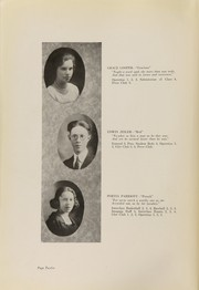 Page 16, 1922 Edition, La Puente High School - Imagaga Yearbook (La Puente, CA) online yearbook collection