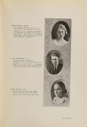 Page 17, 1922 Edition, La Puente High School - Imagaga Yearbook (La Puente, CA) online yearbook collection