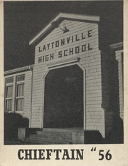 1956 Edition, Laytonville High School - Chieftain Yearbook (Laytonville, CA)