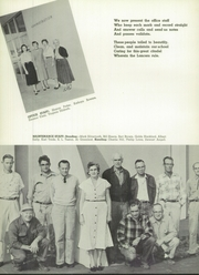 Page 16, 1958 Edition, Lennox High School - Troubadour Yearbook (Lennox, CA) online yearbook collection