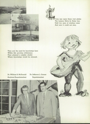 Page 8, 1958 Edition, Lennox High School - Troubadour Yearbook (Lennox, CA) online yearbook collection