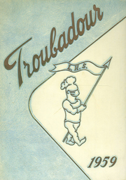 Page 1, 1959 Edition, Lennox High School - Troubadour Yearbook (Lennox, CA) online yearbook collection