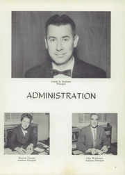 Page 11, 1959 Edition, Lennox High School - Troubadour Yearbook (Lennox, CA) online yearbook collection