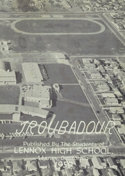 Page 7, 1959 Edition, Lennox High School - Troubadour Yearbook (Lennox, CA) online yearbook collection