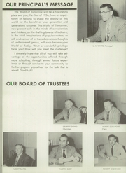 Page 8, 1956 Edition, Lincoln High School - El Eco Yearbook (Lincoln, CA) online yearbook collection