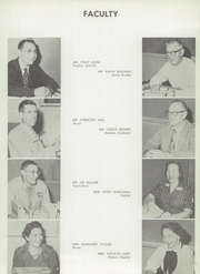 Page 9, 1956 Edition, Lincoln High School - El Eco Yearbook (Lincoln, CA) online yearbook collection