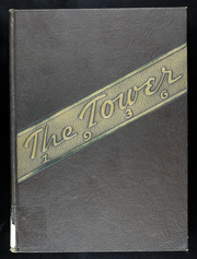 Northwest Missouri State University - Tower Yearbook (Maryville, MO) online yearbook collection, 1936 Edition, Page 1
