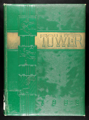 Northwest Missouri State University - Tower Yearbook (Maryville, MO) online yearbook collection, 1938 Edition, Page 1