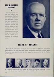 Page 10, 1944 Edition, Northwest Missouri State University - Tower Yearbook (Maryville, MO) online yearbook collection