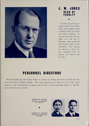 Page 11, 1944 Edition, Northwest Missouri State University - Tower Yearbook (Maryville, MO) online yearbook collection