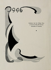 Page 6, 1946 Edition, Northwest Missouri State University - Tower Yearbook (Maryville, MO) online yearbook collection