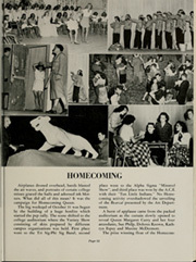 Page 17, 1948 Edition, Northwest Missouri State University - Tower Yearbook (Maryville, MO) online yearbook collection