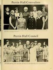 Page 153, 1970 Edition, Northwest Missouri State University - Tower Yearbook (Maryville, MO) online yearbook collection