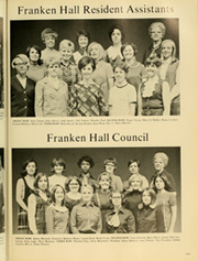 Page 155, 1970 Edition, Northwest Missouri State University - Tower Yearbook (Maryville, MO) online yearbook collection