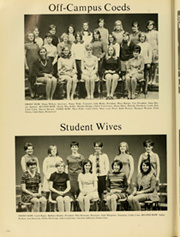 Page 156, 1970 Edition, Northwest Missouri State University - Tower Yearbook (Maryville, MO) online yearbook collection