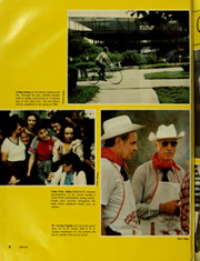 Page 8, 1982 Edition, Northwest Missouri State University - Tower Yearbook (Maryville, MO) online yearbook collection