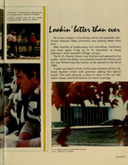 Page 7, 1984 Edition, Northwest Missouri State University - Tower Yearbook (Maryville, MO) online yearbook collection