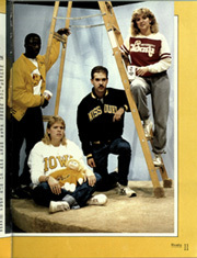 Page 15, 1987 Edition, Northwest Missouri State University - Tower Yearbook (Maryville, MO) online yearbook collection