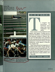 Page 7, 1987 Edition, Northwest Missouri State University - Tower Yearbook (Maryville, MO) online yearbook collection