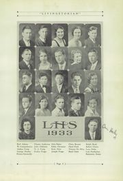 Page 15, 1933 Edition, Livingston High School - Livingstonian Yearbook (Livingston, CA) online yearbook collection