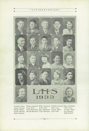 Page 16, 1933 Edition, Livingston High School - Livingstonian Yearbook (Livingston, CA) online yearbook collection