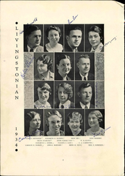 Page 10, 1934 Edition, Livingston High School - Livingstonian Yearbook (Livingston, CA) online yearbook collection