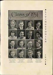 Page 13, 1934 Edition, Livingston High School - Livingstonian Yearbook (Livingston, CA) online yearbook collection