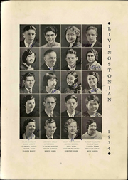 Page 15, 1934 Edition, Livingston High School - Livingstonian Yearbook (Livingston, CA) online yearbook collection