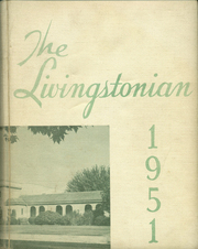 1951 Edition, Livingston High School - Livingstonian Yearbook (Livingston, CA)